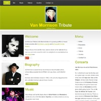 Van Morrison Tribute